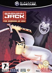 Samurai Jack: The Shadow of Aku (niemiecki) (GC)