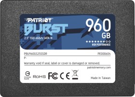 Patriot Burst 960GB, SATA (PBU960GS25SSDR)