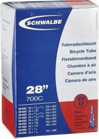 """Schwalbe SV 15 40mm, 28"""" Schlauch (10427343)"""