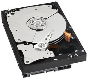 Western Digital WD RE4 250GB, SATA 3Gb/s (WD2503ABYX)