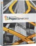Microsoft: Project 2003 serwery, wraz z 5 licencjami użytkownika (niemiecki) (PC) (H22-00763)