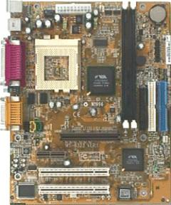 MSI MS-6323, Apollo Pro 133A, µATX