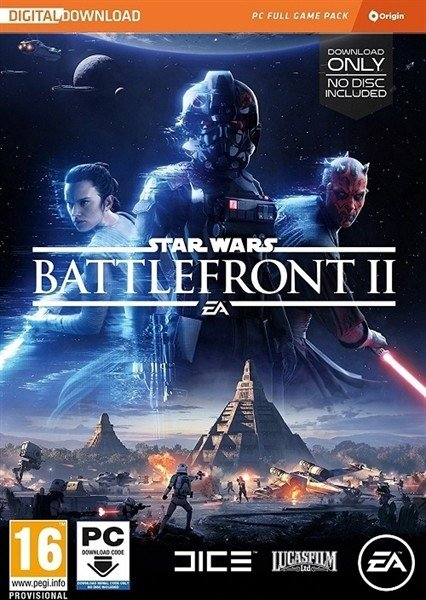 Star Wars Battlefront II (deutsch) (PC)