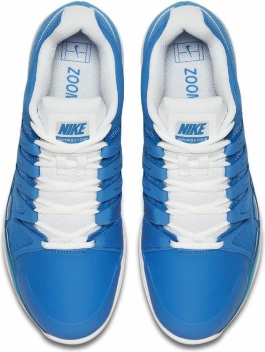 3ec1d9de5586 Nike zoom Vapor 9.5 Tour Clay light photo blue white (men) (631457-401)  starting from £ 64.99 (2019)