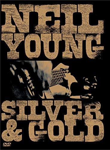 Neil Young - Silver & Gold -- via Amazon Partnerprogramm