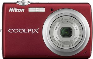 Nikon Coolpix S220 red (VMA346E1)