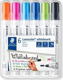 Staedtler Lumocolor Whiteboardmarker 351 sortiert, 6er-Set (351 WP6)