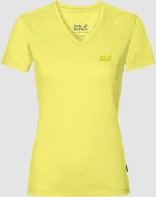 Jack Wolfskin Crosstrail Shirt kurzarm sorbet (Damen) (1801692-3013)