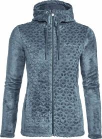 VauDe Skomer Soft Fleece Jacke blaugrau (Damen) (41559-981)