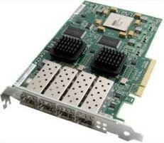 Lenovo Storage V3700 V2 Adapter, 4x SFP+/Fibre Channel, PCIe 3.0 x8, 2-er Pack