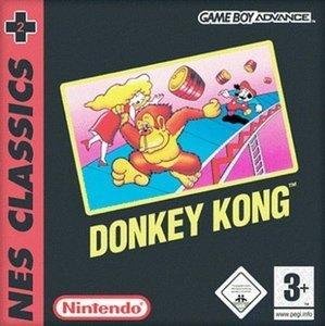 Donkey Kong - NES Classics (GBA)