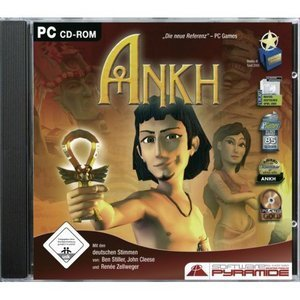 Ankh - Special Edition (German) (PC)