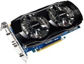 GIGABYTE GeForce GTX 560 Ti OC, 1GB GDDR5, 2x DVI, Mini HDMI (GV-N560OC-1GI)
