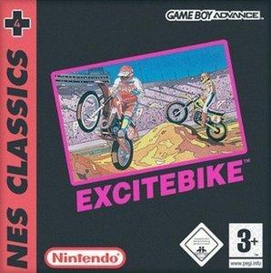 Excitebike - NES Classics (GBA)