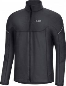 Gore Wear M Thermo Zip Shirt langarm schwarz (Herren) (100529-9900)