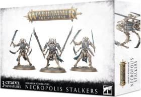 Games Workshop Warhammer Age of Sigmar - Ossiarch Bonereapers - Necropolis Stalkers (99120207081)