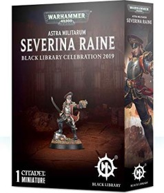 Games Workshop Warhammer 40.000 - Astra Militarum - Severina Raine (99810105031)