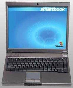 """Issam Smartbook i-3500C, Pentium-M 1.40GHz, 14.1"""""""