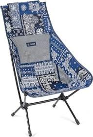 Helinox Chair Two camping chair black/blue (A1900450-CHA2BL)