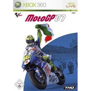 Moto GP 07 (deutsch) (Xbox 360)