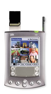 Palm m515 German, 16MB, colour display (P80805DE)