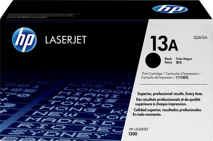 HP Toner 13A black (Q2613A)