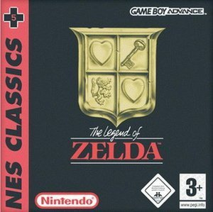 The Legend of Zelda - NES Classics (GBA)