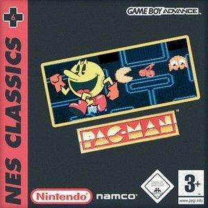 Pac-Man - NES Classics (GBA)
