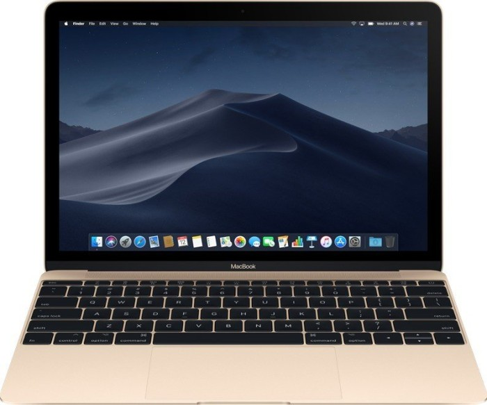 Apple MacBook 12, Core m3-6Y30, 256GB SSD, gold (MLHE2D/A / Z0SR) [Early 2016]