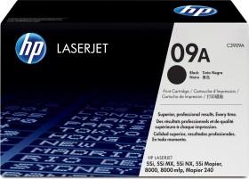 HP Toner 09A black (C3909A)