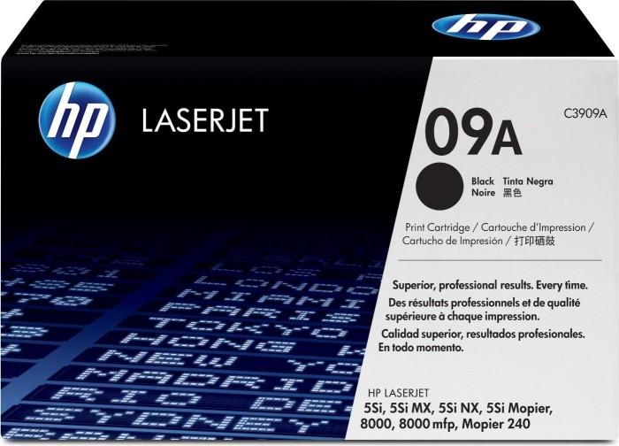 HP toner 09A czarny (C3909A)