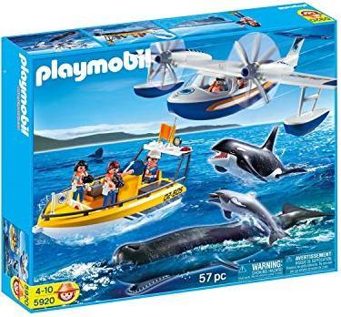 playmobil Summer Fun - Whale Watching Set (5920) -- via Amazon Partnerprogramm