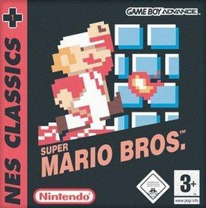 Super Mario Bros. - NES Classics (GBA)