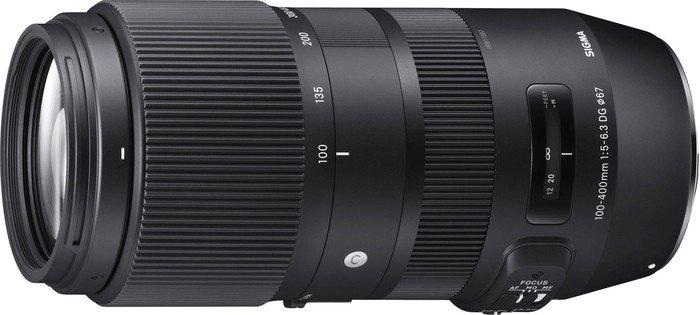Sigma Contemporary 100-400mm 5.0-6.3 DG OS HSM für Nikon F