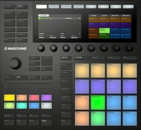 Native Instruments machine MK3 black
