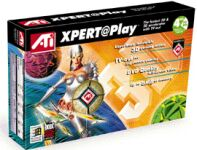 ATI Xpert@Play, 8MB, TV-out, AGP, Bulk