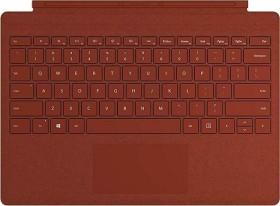 Microsoft Surface Pro Signature Type Cover, Mohnrot, DE (FFP-00105)