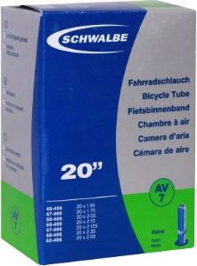 "Schwalbe SV 7, 20"" (10415310) -- via Amazon Partnerprogramm"