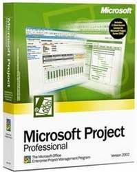 Microsoft Project 2003 Professional (English) (PC) (H30-00428)