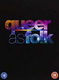 Queer As Folk USA Season 1 (DVD) (UK)