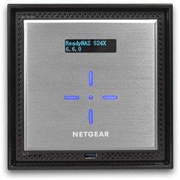Netgear ReadyNAS 524X, 1x 10GBase-T LAN (RN524X00-100NES)