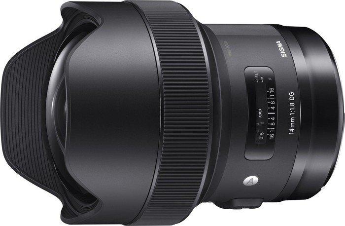 Sigma Art 14mm 1.8 DG HSM für Nikon F (450955)