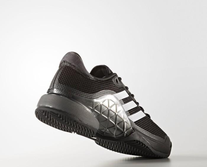 Clay Core Adidas 2017 Barricade Blacknight Metalicwhiteherrenby1629 hrsQtdC