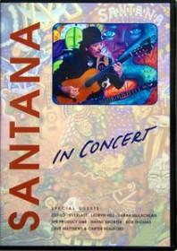 Santana - Live in Concert (DVD)