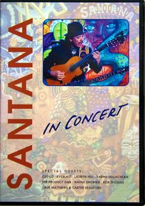 Santana - Live in Concert -- http://bepixelung.org/14184