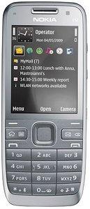 Nokia E52 grau