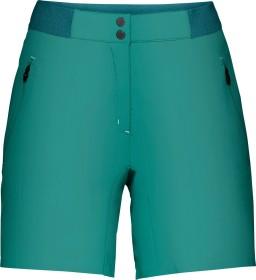 VauDe Scopi LW II Hose kurz nickel green (Damen) (40961-984)