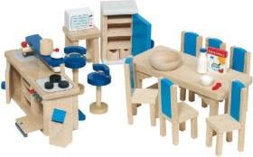 Goki Furniture for flexible puppets kitchen (51907)