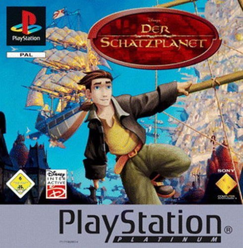 Treasure Planet - Der Schatzplanet (PS1) -- via Amazon Partnerprogramm