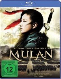 Mulan - Legende einer Kriegerin (Blu-ray)